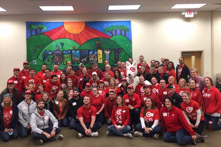 Target Volunteers